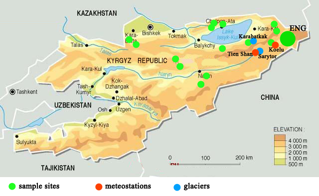 Glaciers and climate in the recent past - Seven centuries ...